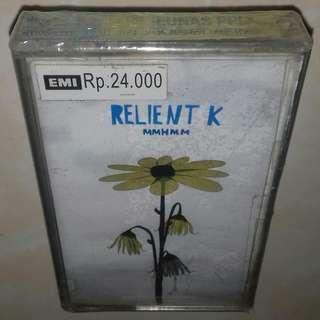 Kaset / Cassette RELIENT K - Mmhmm