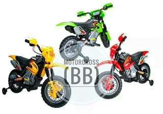 Motor cros kids offer