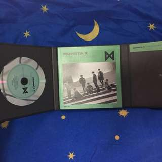 MONSTA X THE CONNECT: DEJAVU ALBUM