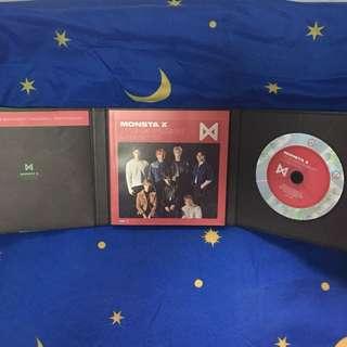 MONSTA X THE CONNECT: DEJAVU ALBUM
