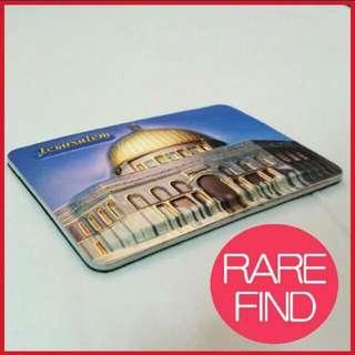 BN 3D Baitulmaqdis / Jerusalem Fridge Magnets