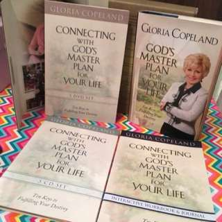 Connecting With God's Master Plan For Your Life by Gloria Copeland