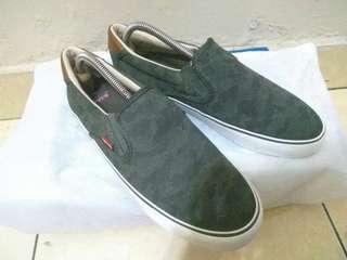 Levi's Shoes - Dark Khaki Beige