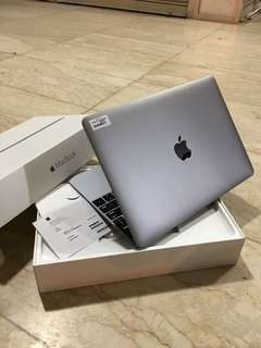 MacBook Retina Grey Ukuran 12 inch Early 2015 1.2GHz Core M