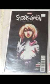 Marvel Spider Gwen Issue 24