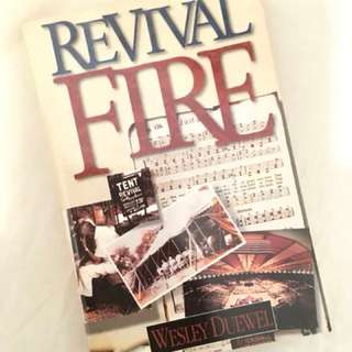 Revival Fire by Wesley Duewel Book