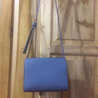 Stradivarius Sling Bag Double Zip
