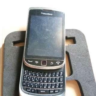 Blackberry Torch Jadul Gress