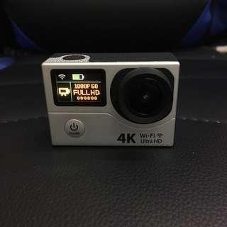 Eken H3R 4K Action Cam (With Controller)
