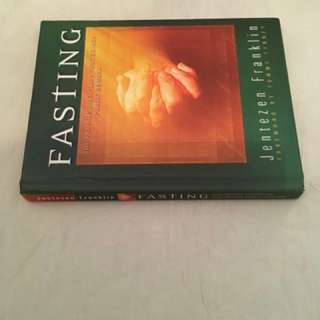 Fasting by Jentezen Franklin Christian Book