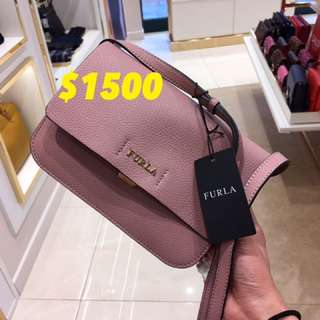 Furla mini bag in pink crossbody bag