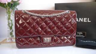 Chanel Reissue 2.55 Double Flap Jumbo 277 Bag