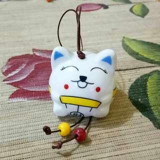 Boneka Fungling Kucing Putih Jepang Murah Di Jakarta