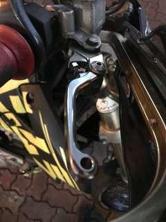 Zeta break lever drz 400