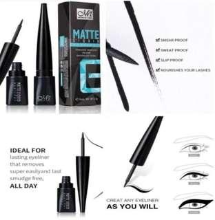 🚚 Menow matte liquid eyeliner