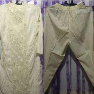 Baju muslim sari india