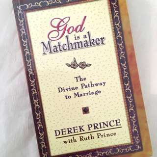 God is a Matchmaker by Derek Prince Christian Book