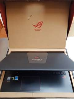 Asus ROG (Republic of Gamers) GL552VW i5 6th Gen