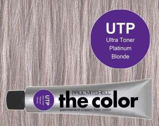 🆕 PM The Color Toner Dye In Ultra Platinum Blonde HTF