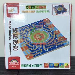 🚚 兒童益智迷宮遊戲