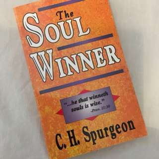 The Soul Winner by Charles Spurgeon Christian Book