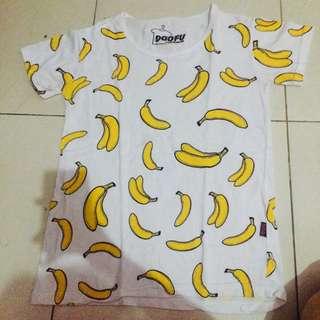 Tshirt banana
