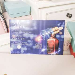 Authentic estee lauder advance night repair serum • bestselling skincare holy grail product • travel size skincare sample