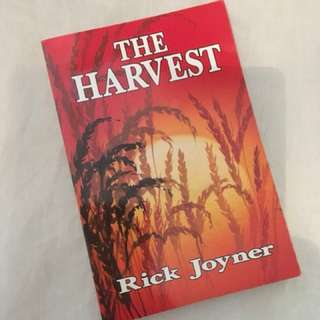 The Harvest by Rick Joyner Christian Book
