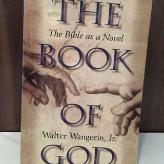 The Book of God by Walter Wangerin Jr. Christian Book