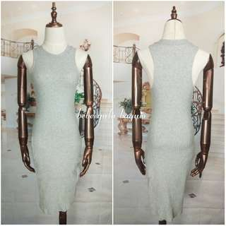 Knitted Dress (XS-SMALL)