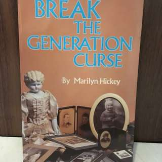 Breaking the Generational Curse by Marilyn Hickey Christian Book