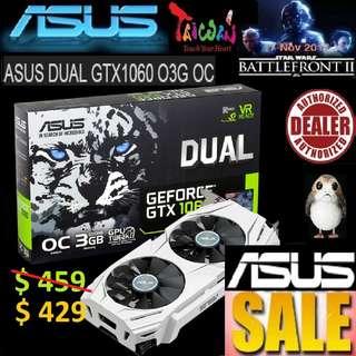 Asus Dual 1060 3gb