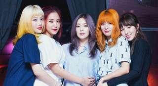 🚚 Red Velvet Sale