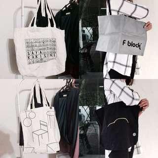 Totebag / Bagpack / Bag