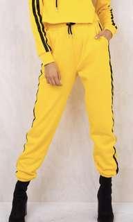 Kill Bill trackpants - I am Gia
