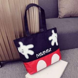 MikiMini Print Tote Bag