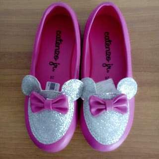 Sepatu balet anak perempuan