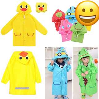 Raincoat for kids