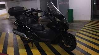 Honda Silverwing fjs400