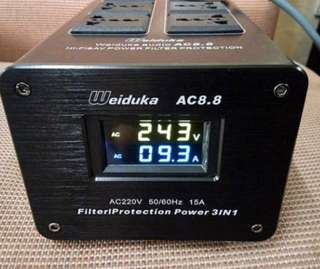 Audiophile Power Conditioner AC8.8 (Latest Version) Brand New - Limited Stock