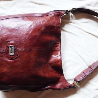 Marco Polo Leather Bag