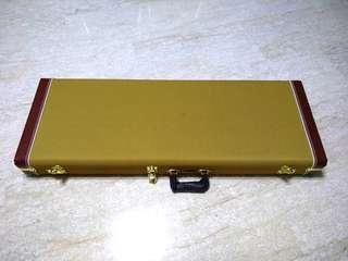 Fender Pro Series Guitar Case Tweed