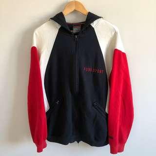 FUBU Sport Full-Zip Sweater