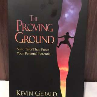 The Proving Ground by Kevin Gerald Christian Book
