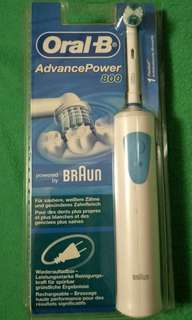 Oral B Advance Power Electric Toothbrush