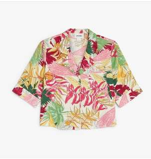 Monki Button Up Shirt