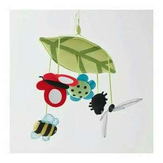 New Ikea Leka Mainan Gantung Bayi Aneka Warna