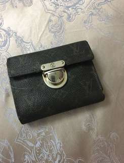 LV Monogram Women Wallet 💯 Authentic