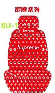Supreme 18pcs Car Seat Cover
