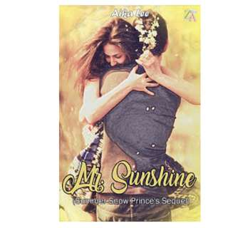 Ebook Mr. Sunshine - Aika Lee